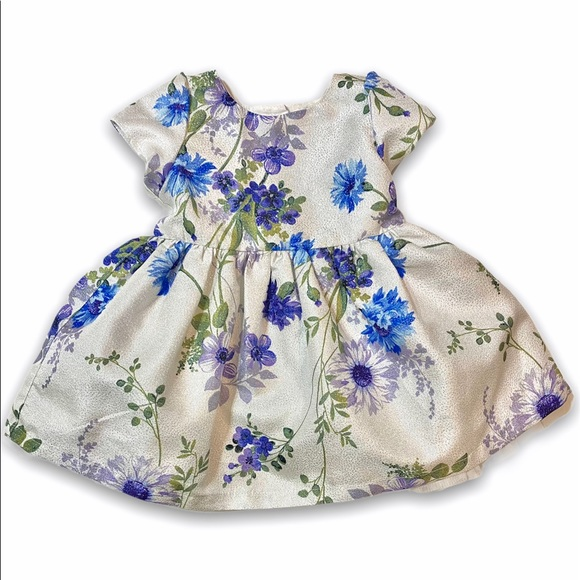 Childrens Place Sparkle Baby Dress